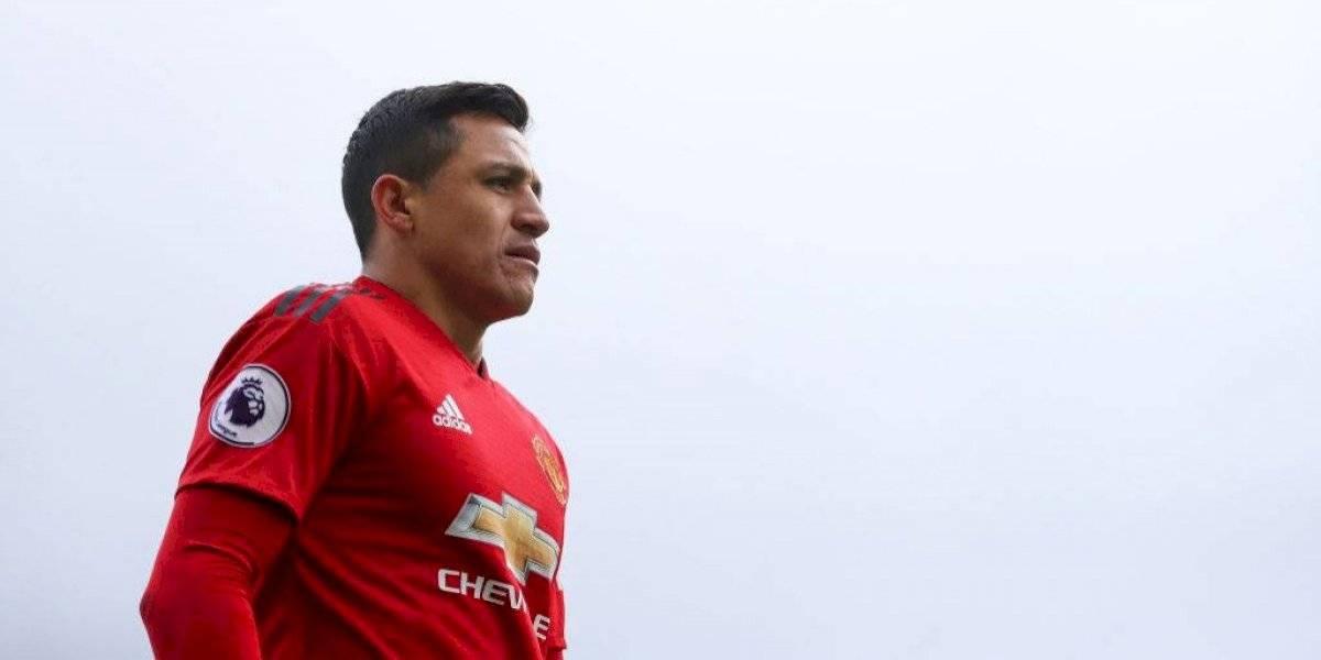 """""""Esperamos respuesta del Manchester United"""": En el Inter le pasan la pelota a los Diablos Rojos por Alexis"""