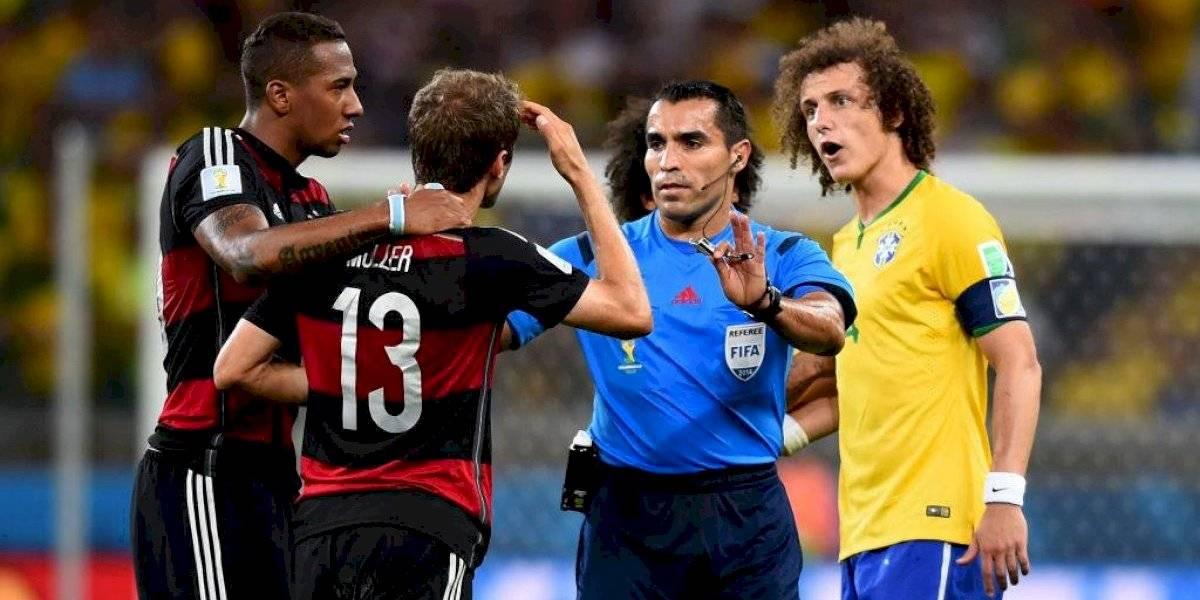 Árbitro del histórico 7-1 de Alemania ante Brasil ahora será entrenador en España