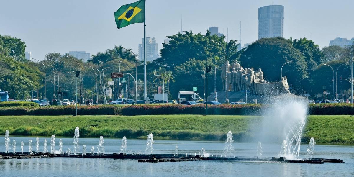 Ibirapuera e outros 69 parques reabrem em SP na segunda-feira