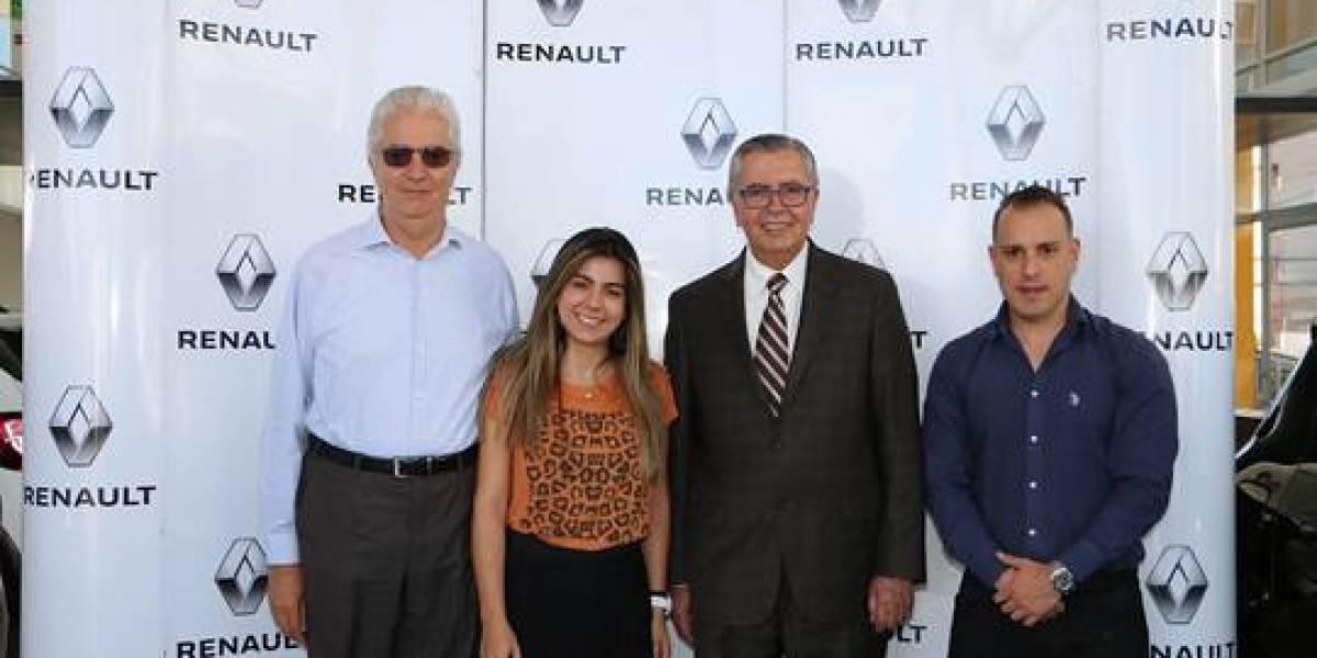 Renault Ecuador recibió a ejecutivos internacionales de la marca