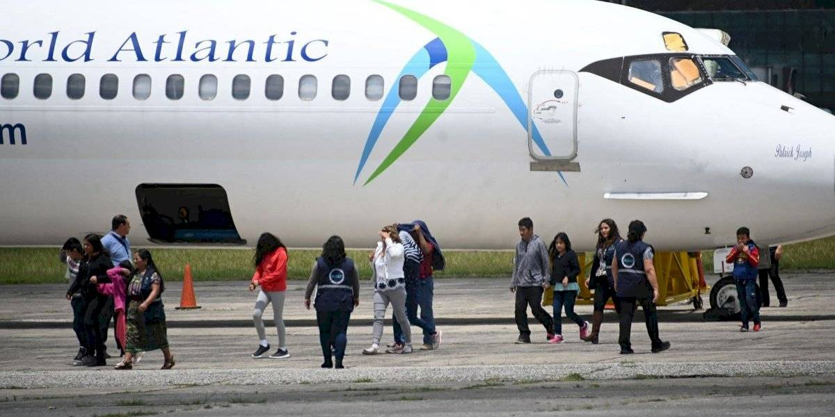 EE.UU. cerrará año fiscal con 50 mil guatemaltecos retornados