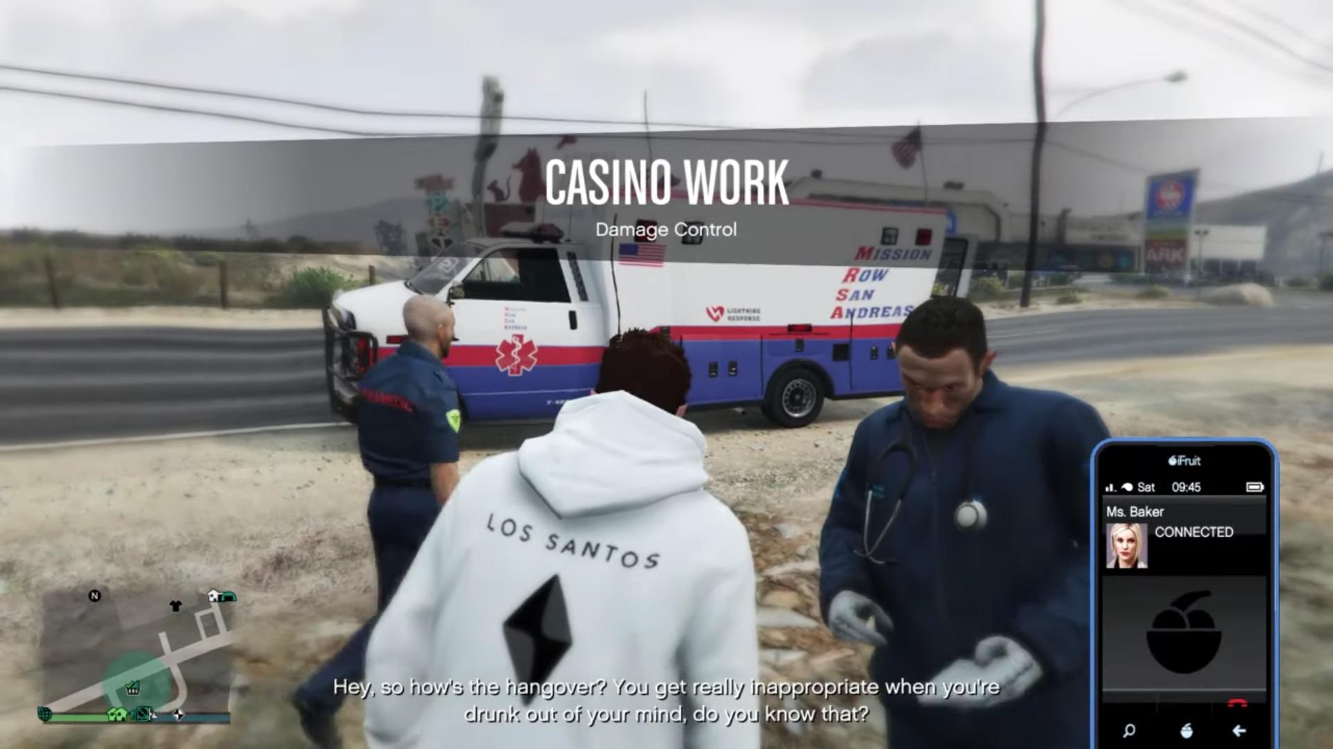 GTA V Online Misión Secreta