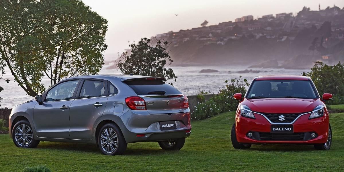 El Suzuki Baleno extiende el liderazgo en las ventas de su segmento