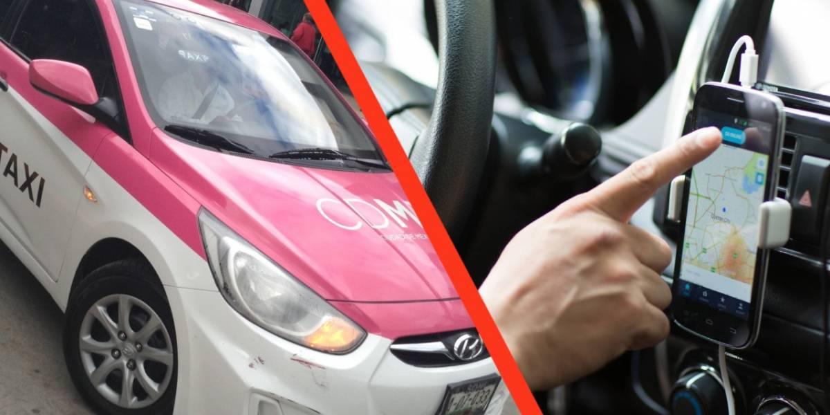 Gobierno de México apoyará a taxistas y conductores de apps para que compren unidades híbridas