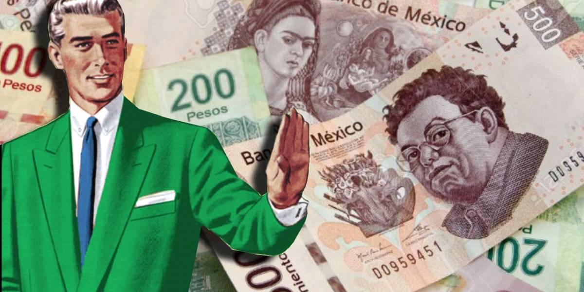 México podría dejar de usar dinero en efectivo dentro de poco