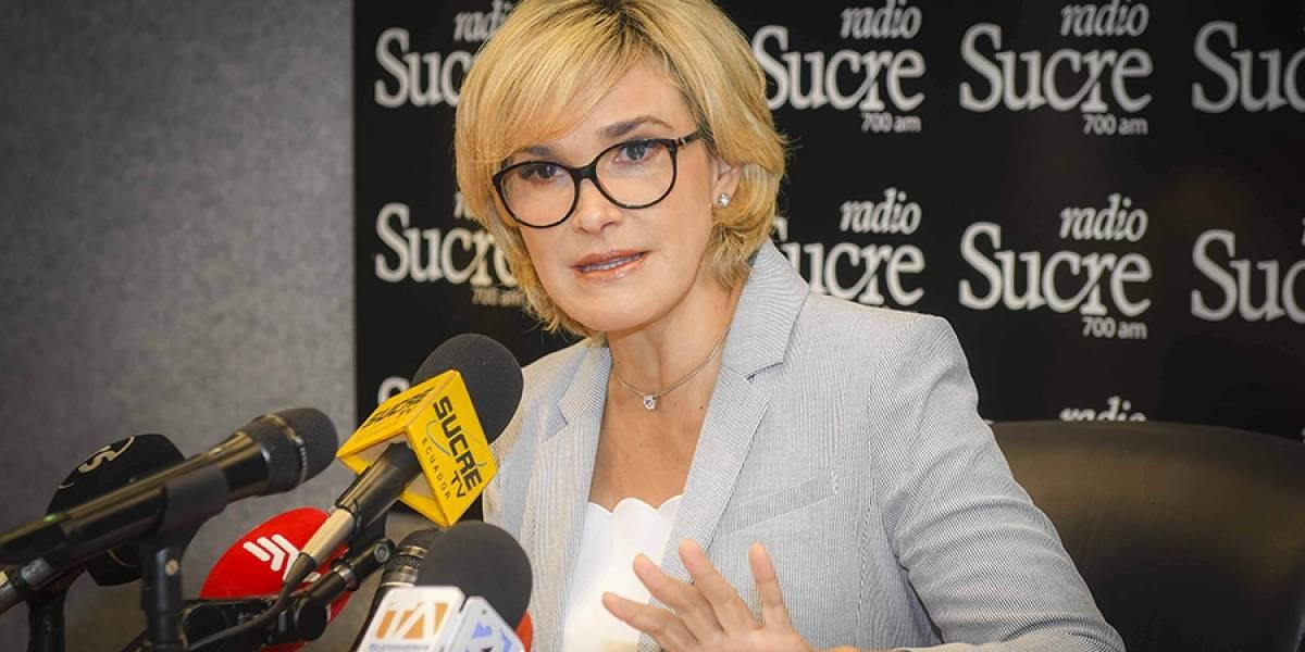 Los primeros 100 días de Cynthia Viteri como alcaldesa de Guayaquil