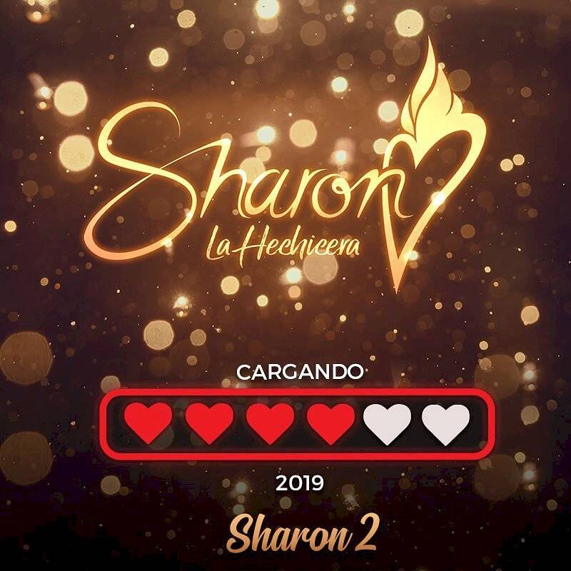 Sharon La Hechicera Novela
