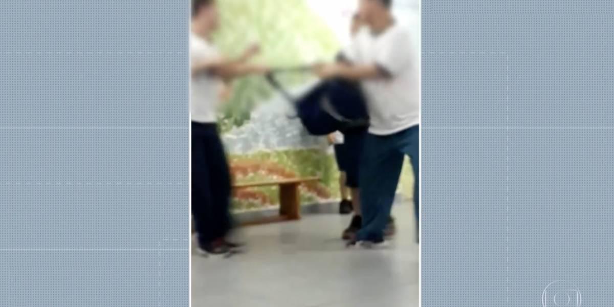 Comissão vai acompanhar caso do aluno com síndrome de Down agredido em escola