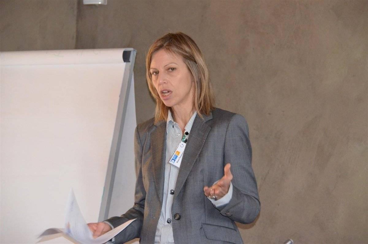 Anna Triandafyllidou, experta del Programa de Cátedras de Investigación de Excelencia de Canadá (CERC) en Migración e Integración de la Universidad de Ryerson, Toronto.
