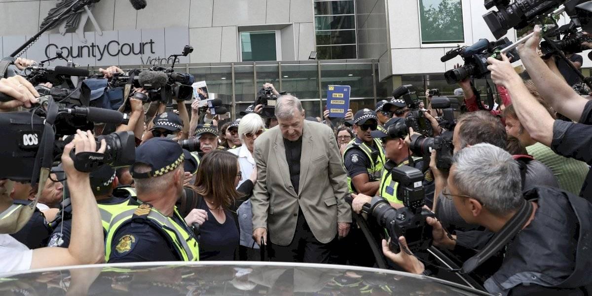 La Justicia australiana rechazó apelación del George Pell, el pederasta que más arriba llegó en la jerarquía del Vaticano