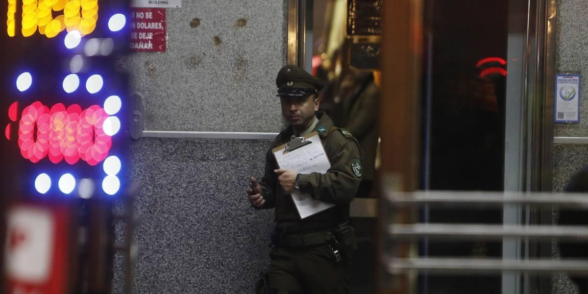 Paseo Ahumada: Caída de dos ascensores deja al menos cinco personas lesionadas