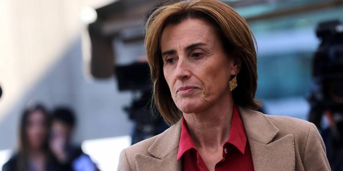 """La próxima batalla de la ministra Cubillos: oposición firmó acusación constitucional por """"discriminar, faltar a la verdad y desinformar"""""""