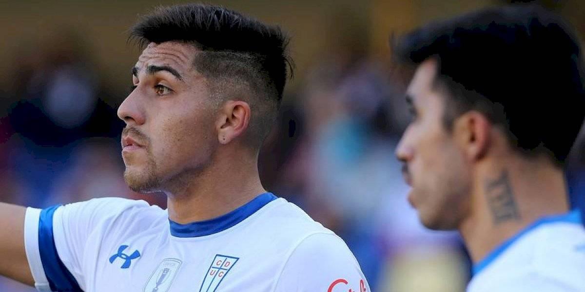 Pinares le da buenas noticias a la UC y Puch sigue en duda para el Clásico Universitario ante la U