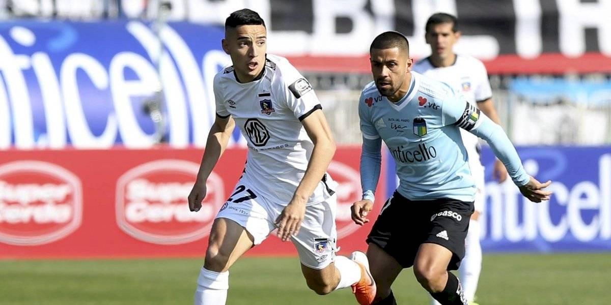 """Branco Provoste y la presión de los jóvenes en Colo Colo: """"Siempre hay, estamos en el club más grande de Chile"""""""