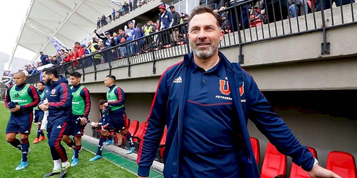 La U ratifica a Hernán Caputto como entrenador hasta fin de campeonato