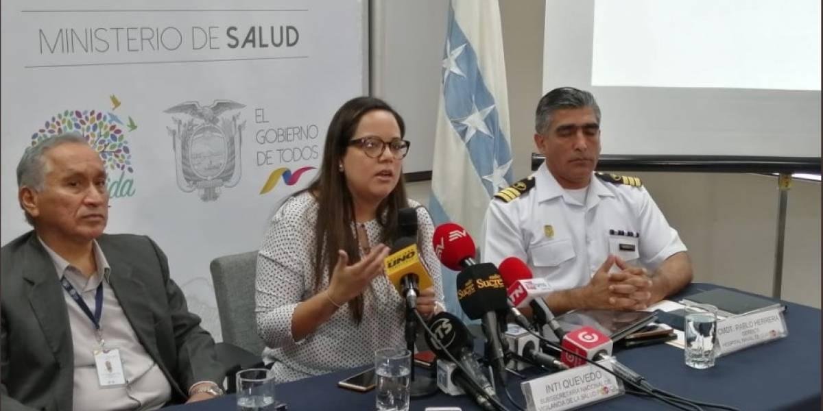 Ministerio de Salud confirmó que marino murió por AH1N1