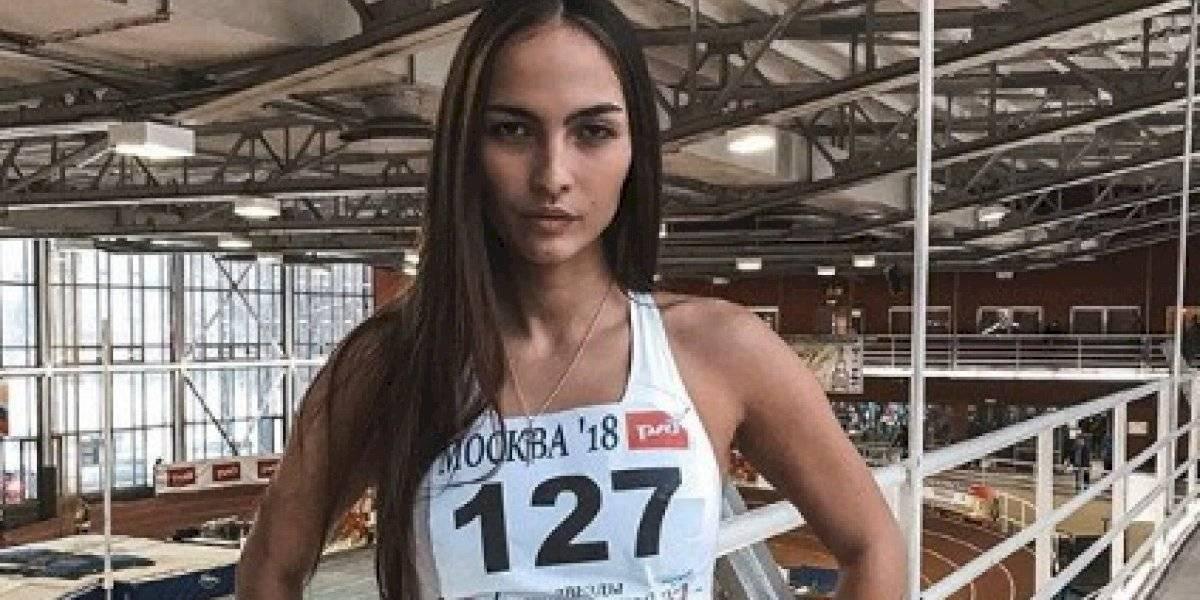 Joven deportista rusa fue encontrada muerta en la calle