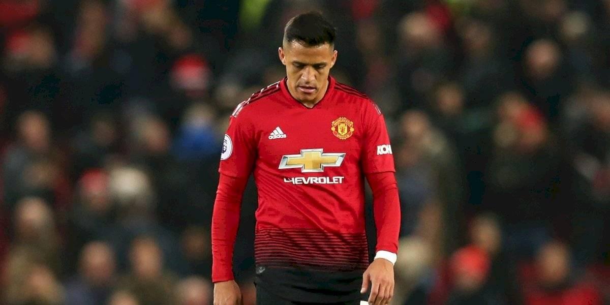 La millonaria inversión no trajo réditos: el pobre recuerdo que dejó Alexis Sánchez en Manchester United