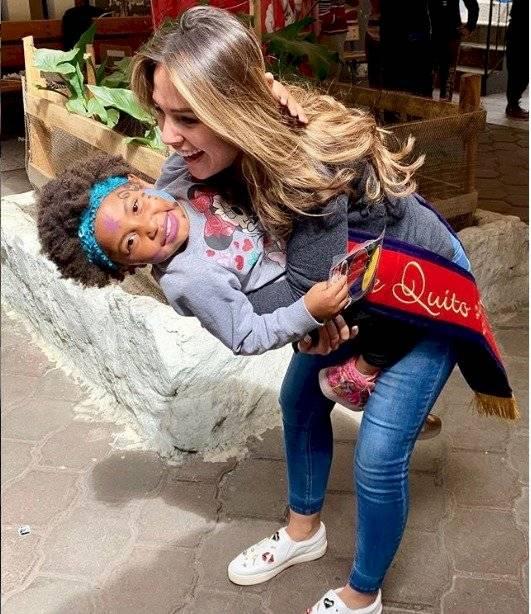 Reina de Quito 2018
