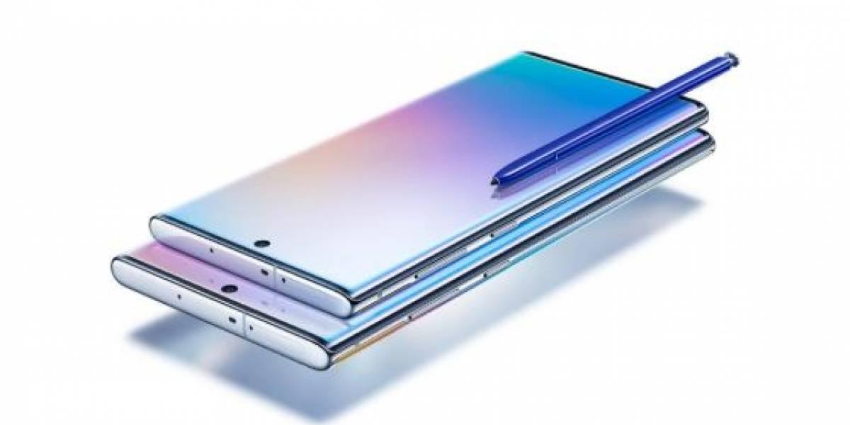 Tecnologia: Galaxy Note10+ é considerado o smartphone com melhor display do mercado
