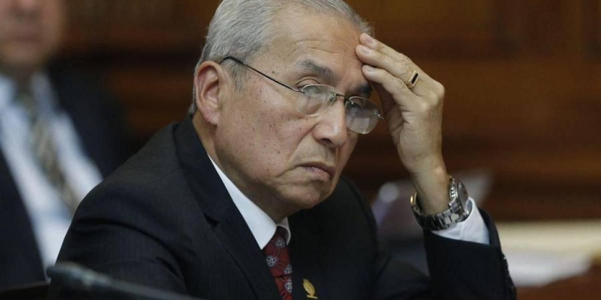 Inician proceso penal a exfiscal general de Perú por caso Odebrecht