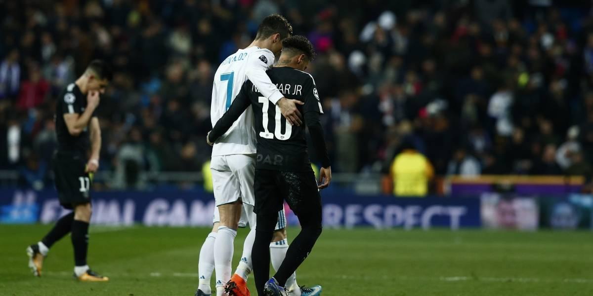 'Para Cristiano sería maravilloso tener a Neymar al lado': Rivaldo