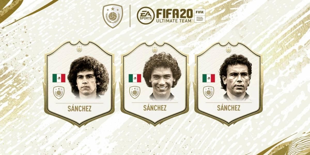 El legendario Hugo Sánchez estará en FIFA 20