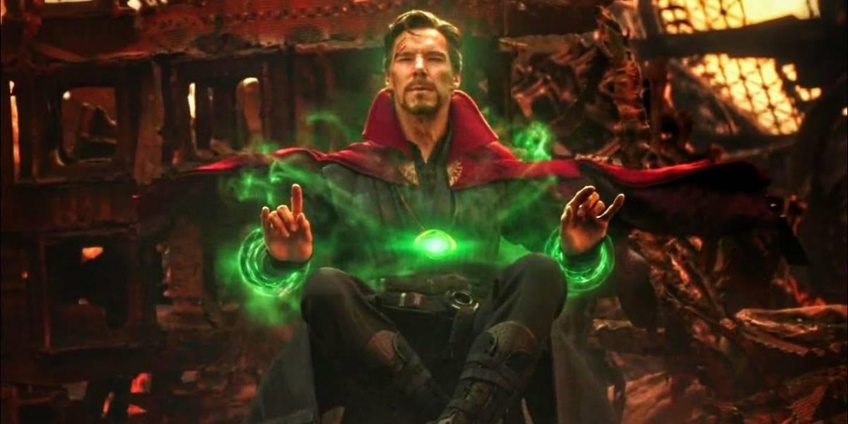 Avengers Endgame: Así es como Dr. Strange miró los 14 millones de futuros posibles