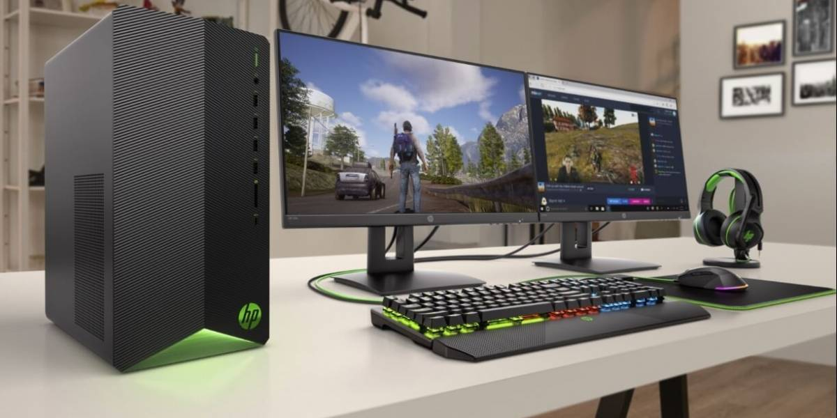 Más computadores y periféricos: esto fue lo que anunció HP Omen durante la Gamescon 2019