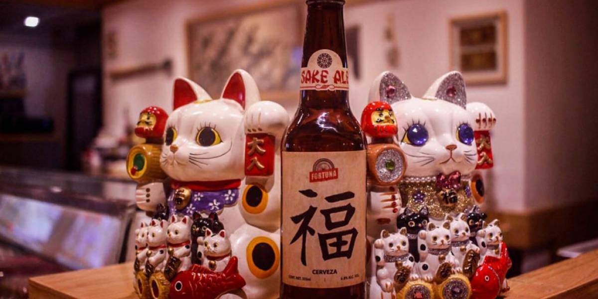 Conoce la cerveza mexicana creada a base de Sake