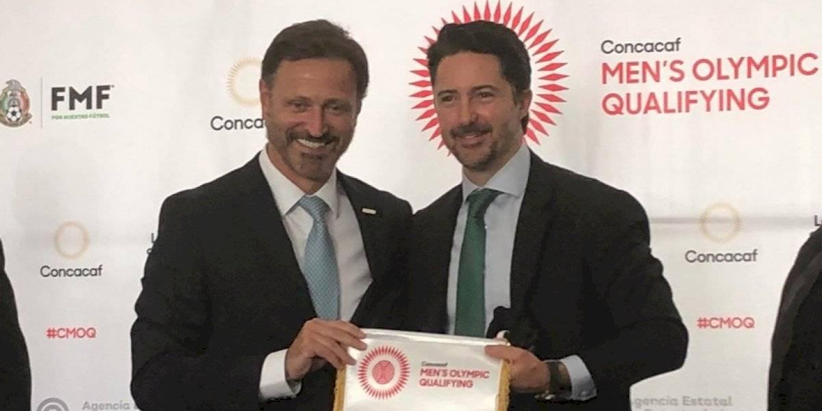 Guadalajara será sede del Preolímpico de la Concacaf