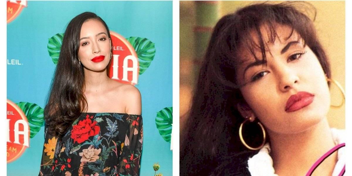 Christian Serratos será la nueva 'Selena' en serie de Netflix