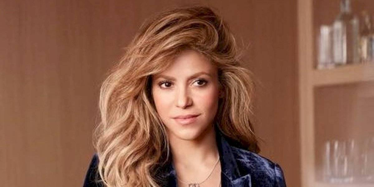 Captan a Shakira mostrando que ¿no se depiló? y vestuario lo deja en evidencia