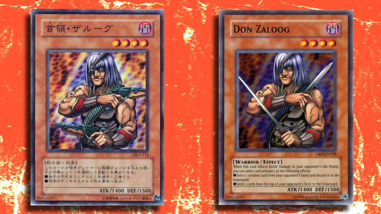 Censuras Yu-Gi-Oh!
