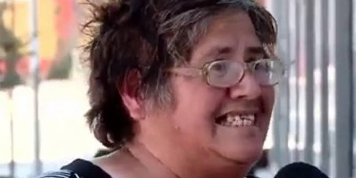 """Mujer del meme """"vístima"""" aprovechó que se volvió viral y anunció su emprendimiento"""