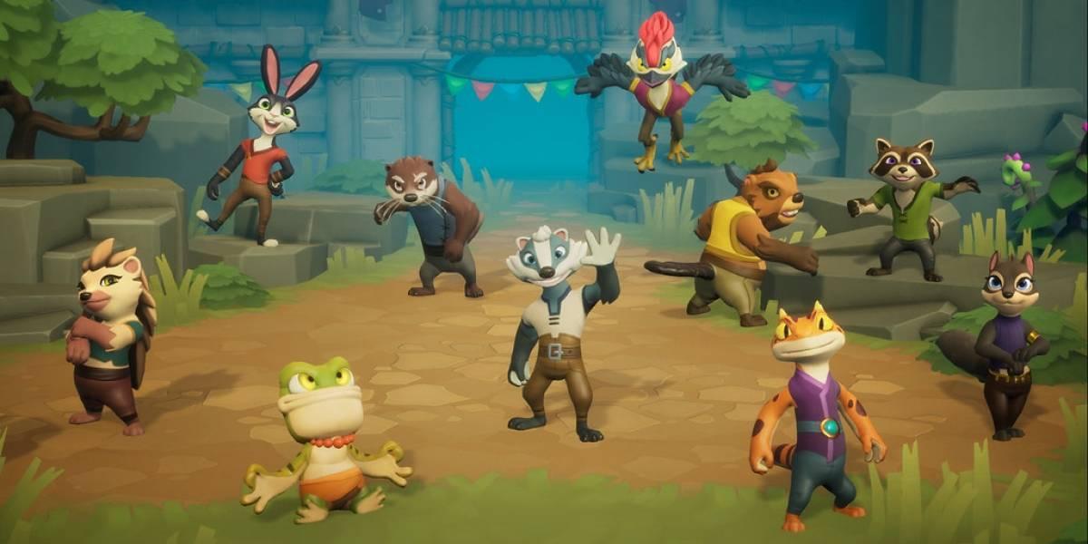 Game ReadySet Heroes chega em 1º de outubro para PlayStation 4