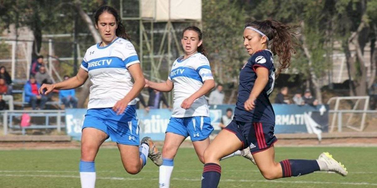 El Clásico Universitario en el Estadio Nacional destaca en la programación de la fecha 17 del futbol femenino