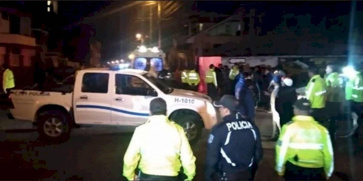 Prisión preventiva para un ciudadano por el asesinato de Concejal de Riobamba