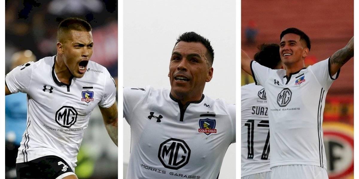 """¿Colo Colo tiene """"tres delanteros de gran calidad""""? Los números desmienten los dichos de Mario Salas"""
