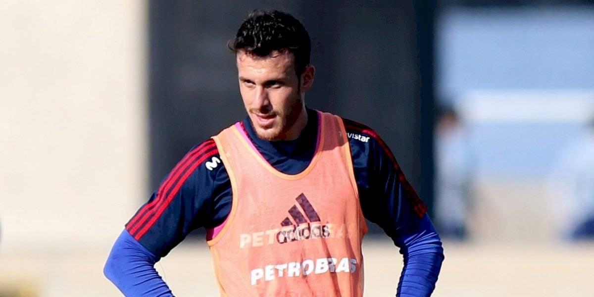 Ángelo Henríquez sería la principal novedad en la formación de la U para el Clásico Universitario