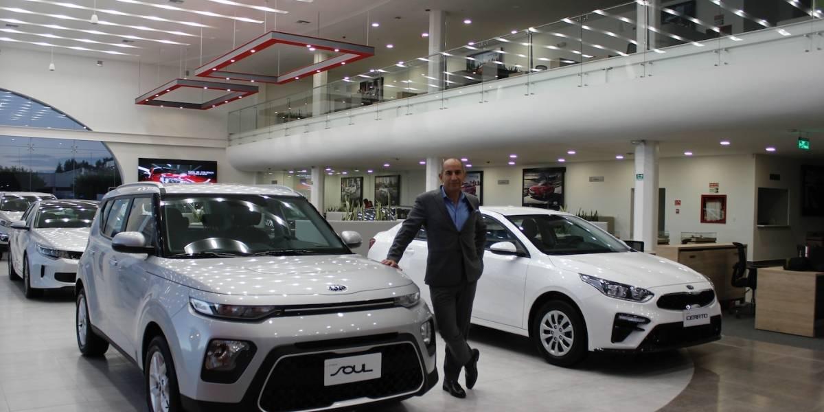 Kia Motors obtiene el segundo lugar en las pruebas de JD Power Awards