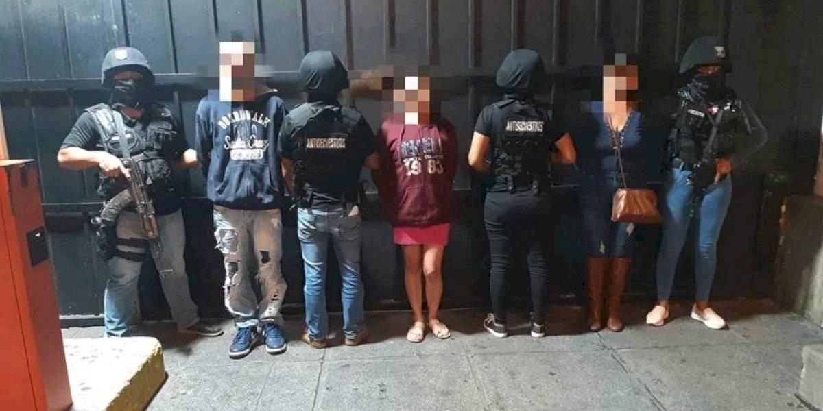 Detenidos por fingir secuestro y pedir rescate con el que pagarían deuda