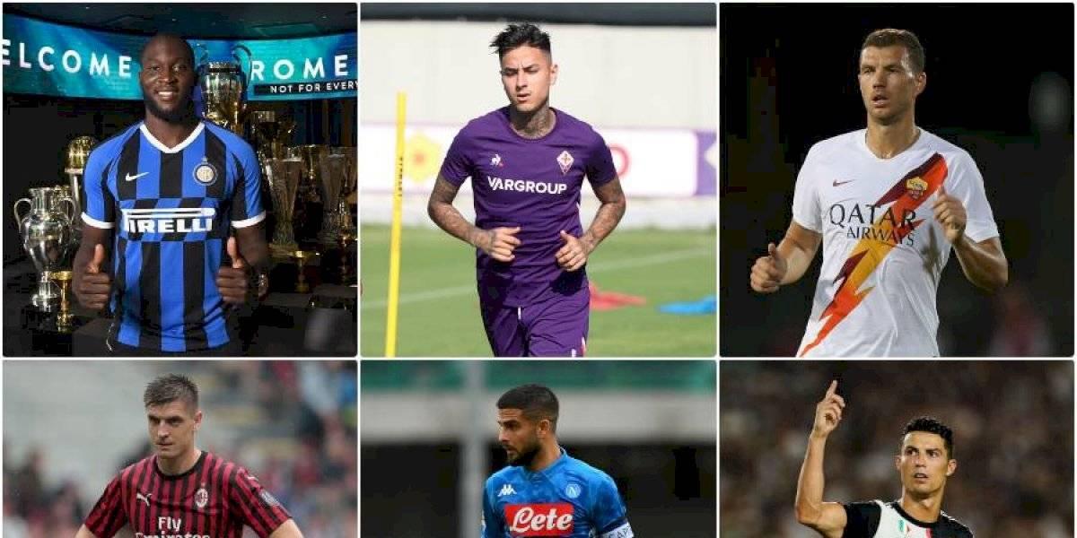 Juventus inaugura en Parma la nueva temporada de la Serie A