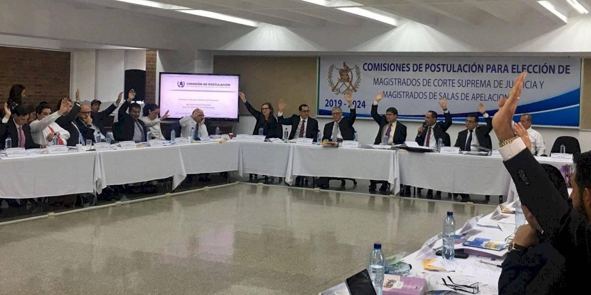 Agilizan convocatoria para magistrados de Cortes de Apelaciones