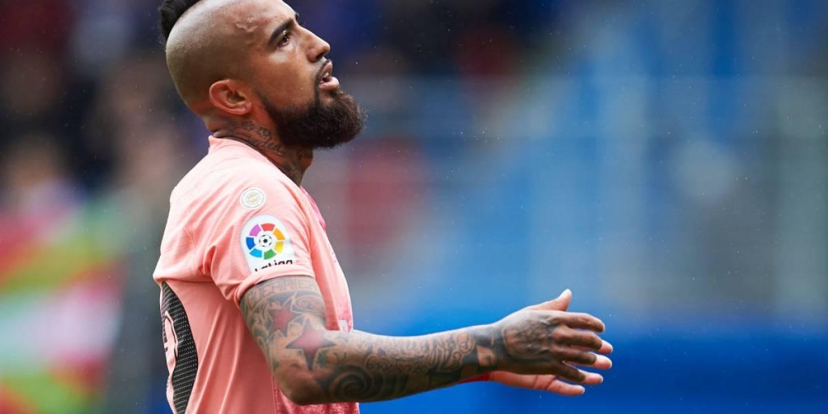 Dirigentes del Inter de Milán temen fichar a Arturo Vidal por su posible indisciplina