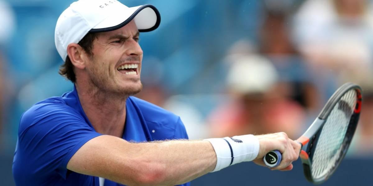 Andy Murray disputará un challenger en honor a Rafael Nadal tras renunciar al US Open