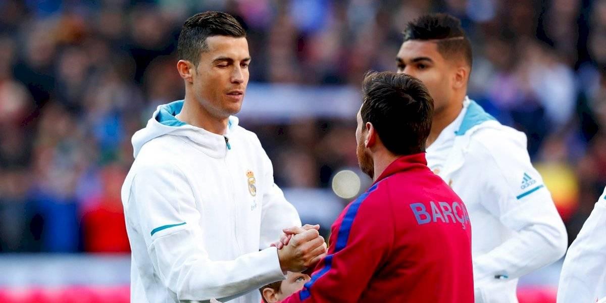 'A Messi debe dolerle cuando me ve ganando trofeos': Cristiano Ronaldo