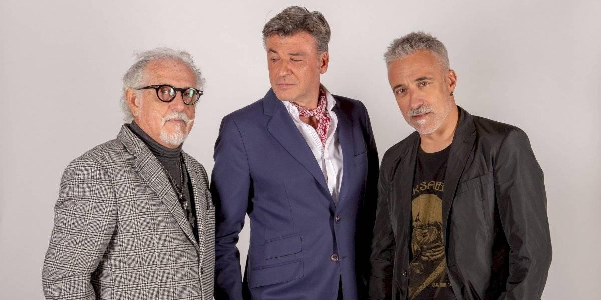 """""""Discípulos del chef"""": Yvin, Carota y Arola se pondrán el delantal en la próxima apuesta de Chilevisión"""