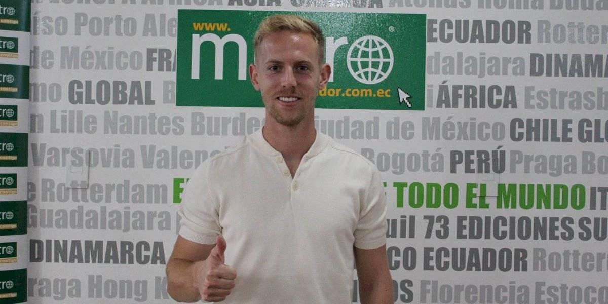 El hombre del gol: Daniel Nieto, el zurdo español del Independiente del Valle