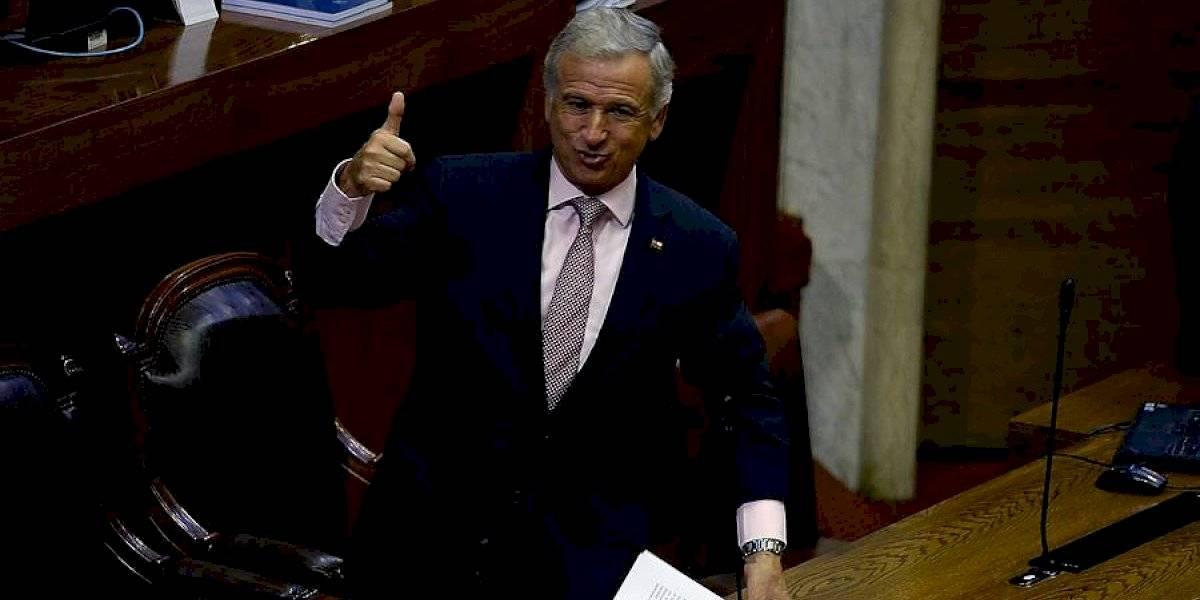 """Gobierno dichoso con aprobación de reforma tributaria: """"Significa un importante impulso al crecimiento"""""""